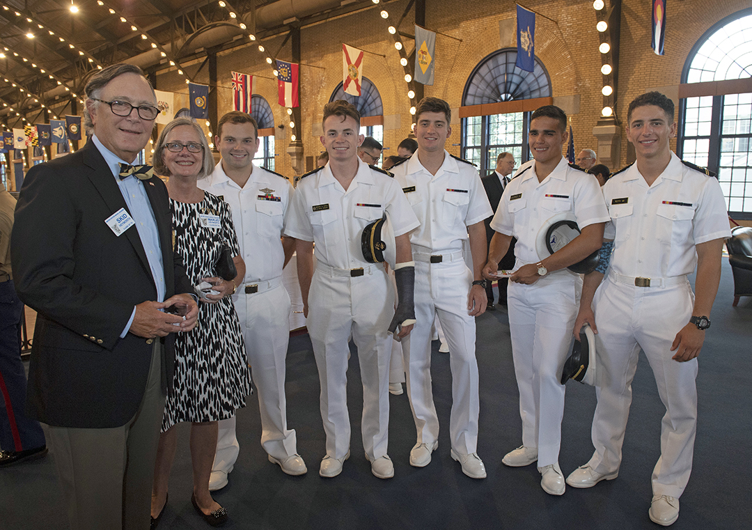 Naval Academy Graduation 2020.Events And Programs Alitc Class Of 1970 2020 Www Usna Com